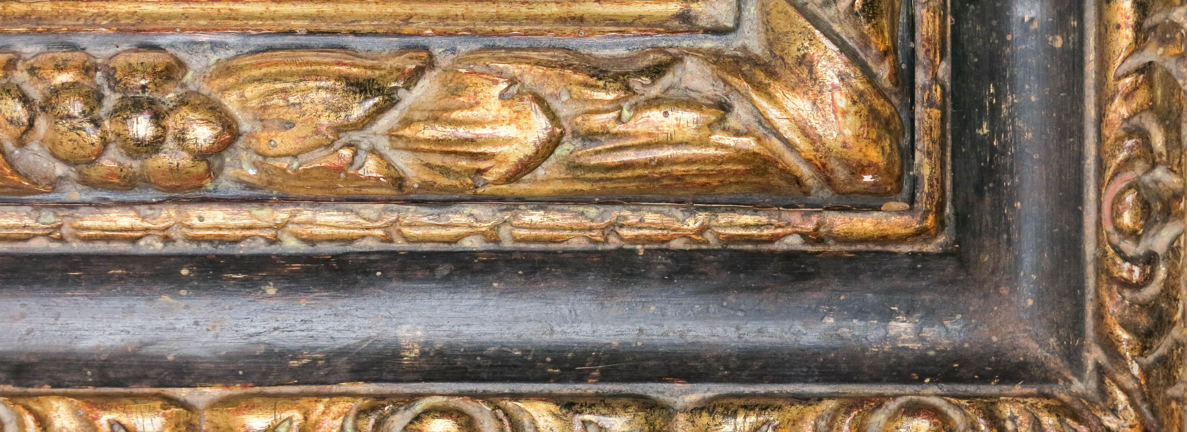 Moergeli-Bilderrahmen-geschnitzter-Rahmen